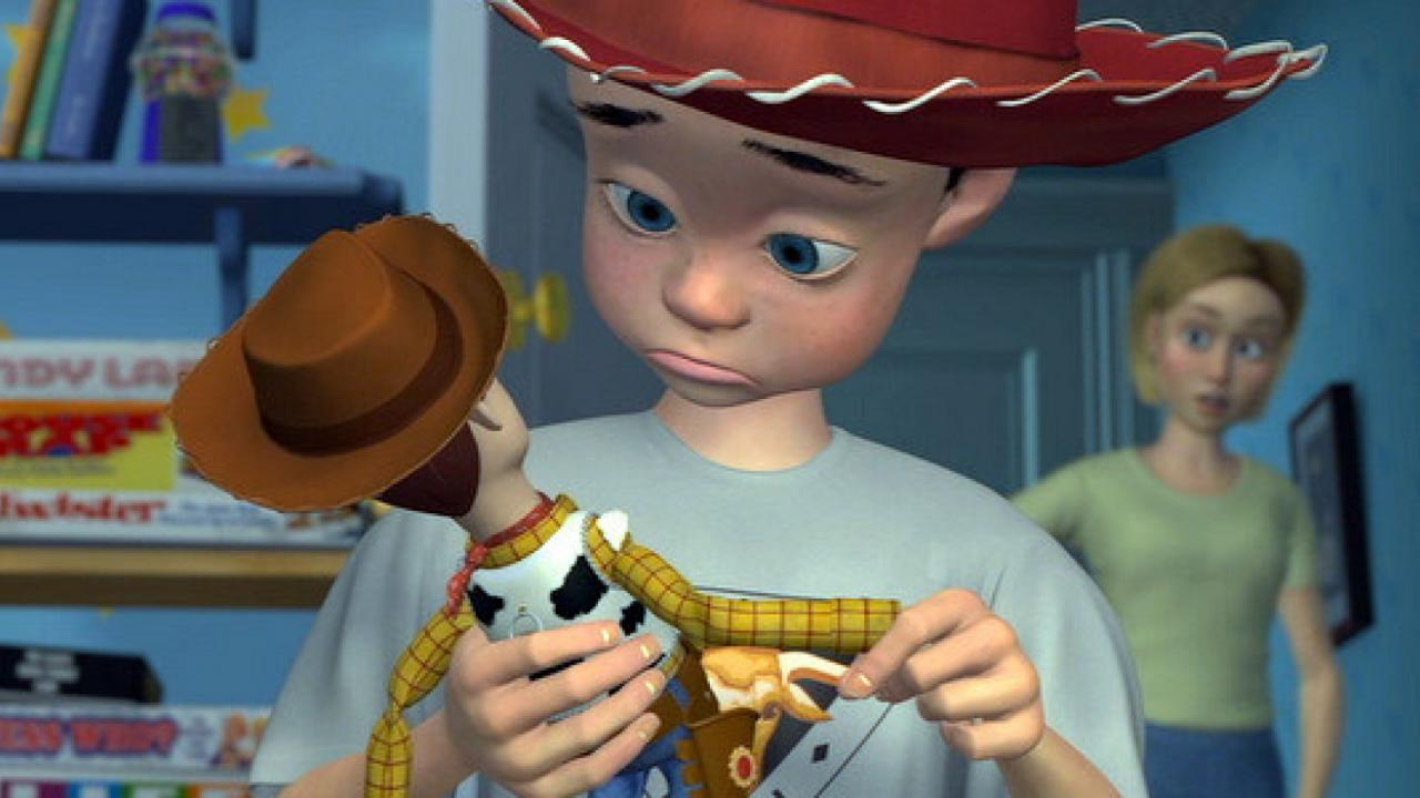 Toy Story : les parents d'Andy