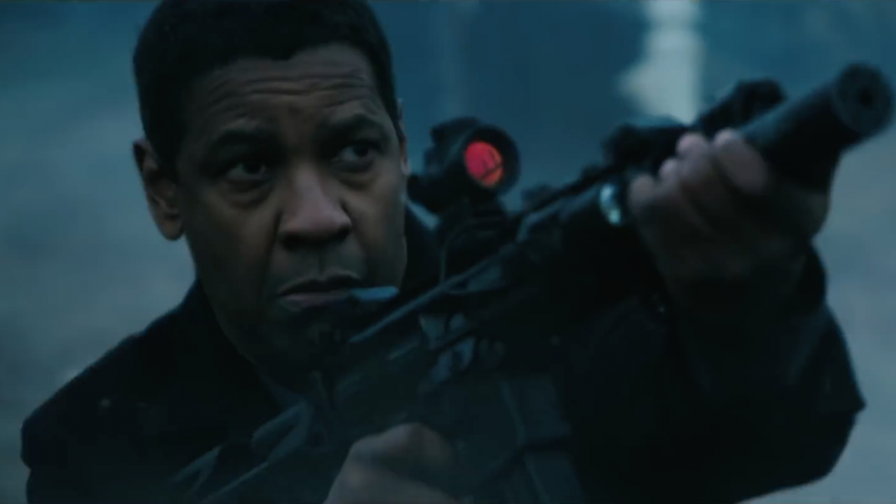 Denzel Washington - Equalizer 2