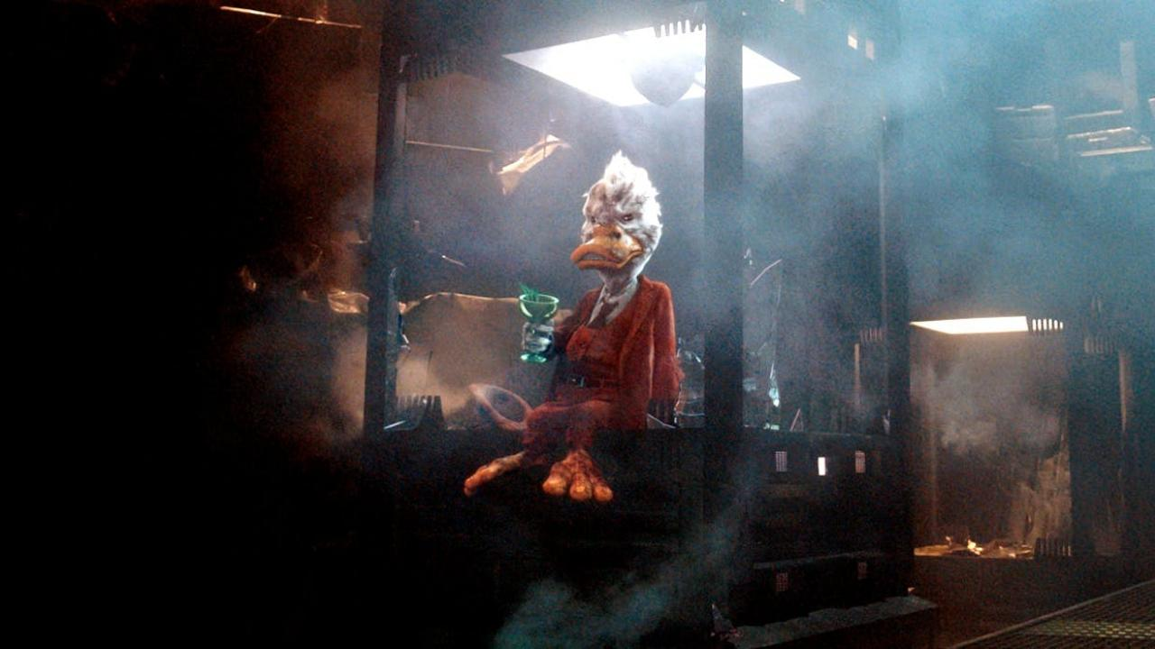 Howard the Duck Les Gardiens de la Galaxie