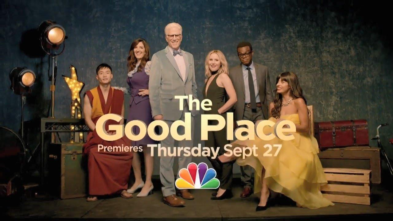 The Good place saison 3 promo