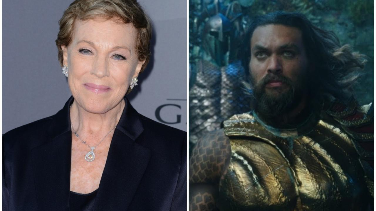 Julie Andrews Aquaman