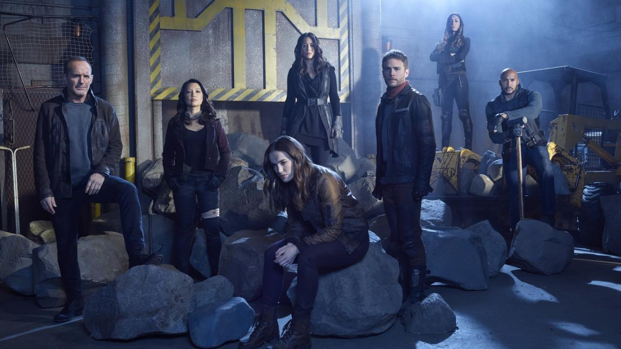 La saison 7 d'Agents of S.H.I.E.L.D.