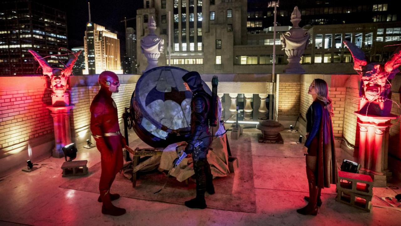 "ArrowVerse : crossover ""Elseworlds"""