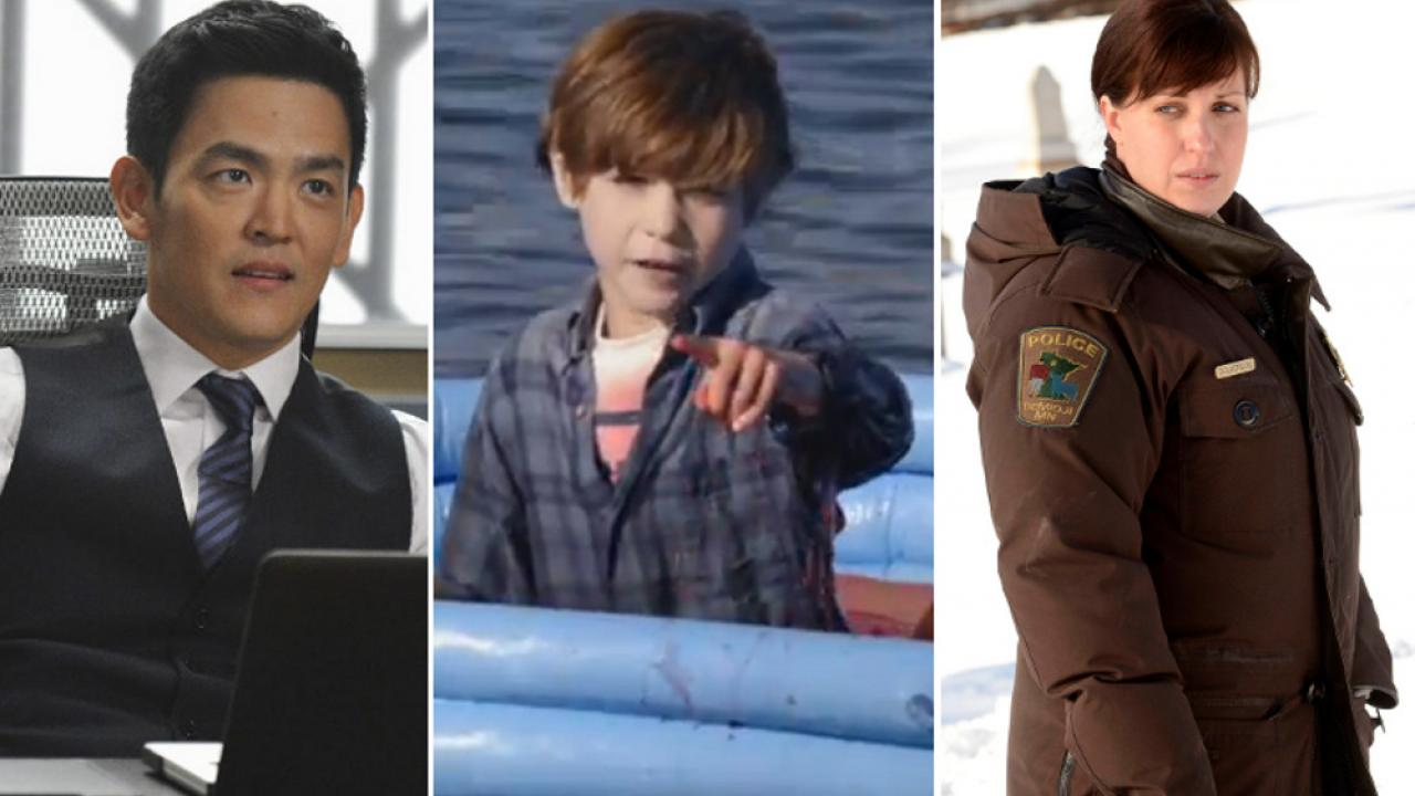 Jacob Tremblay, John Cho et Allison Tolman