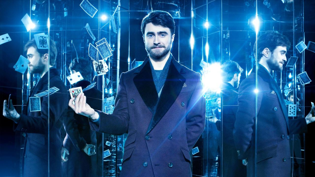 Daniel Radcliffe dans Now You See Me 2