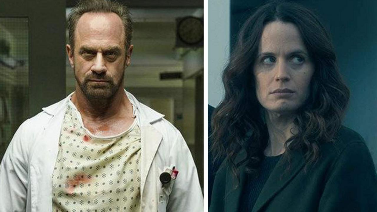 Christopher Meloni et Elizabeth Reaser