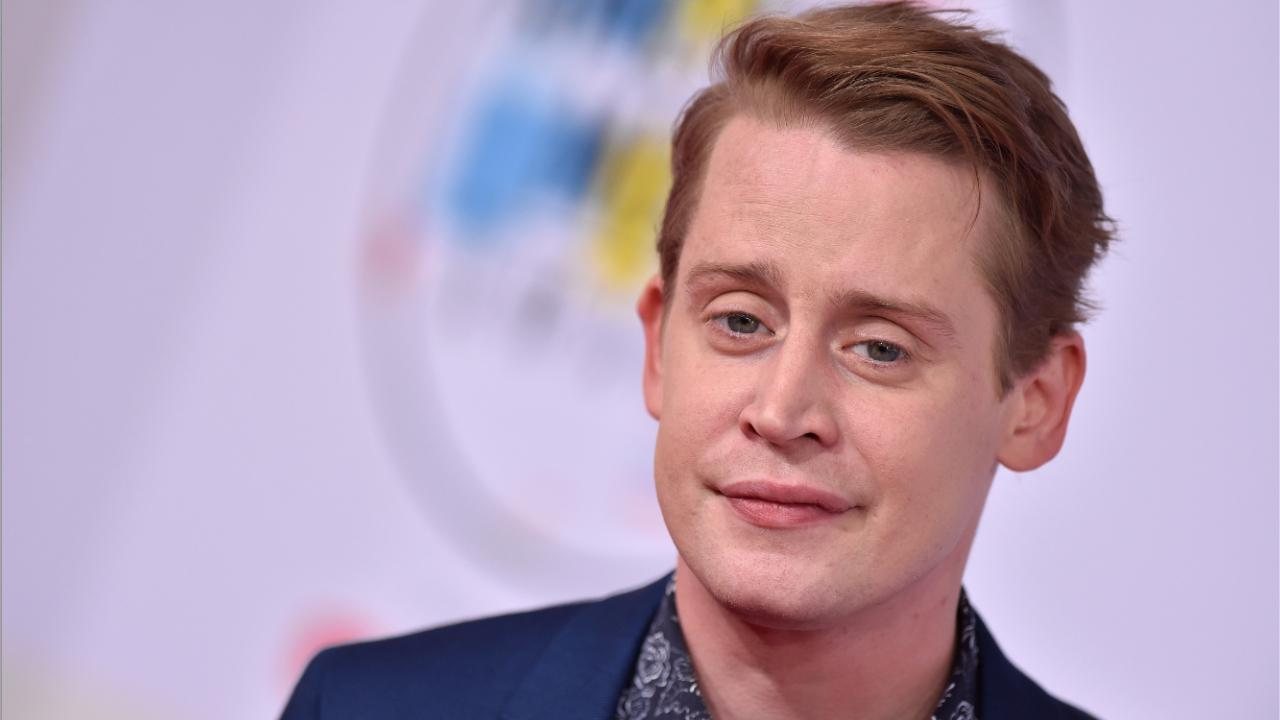 Macaulay Culkin aux American Music Awards 2018
