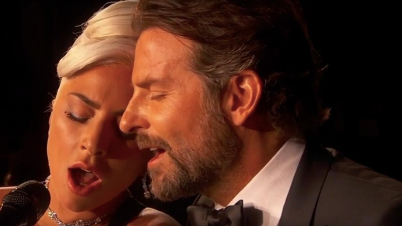 A Star is Born Shallow Lady Gaga Bradley Cooper Oscars