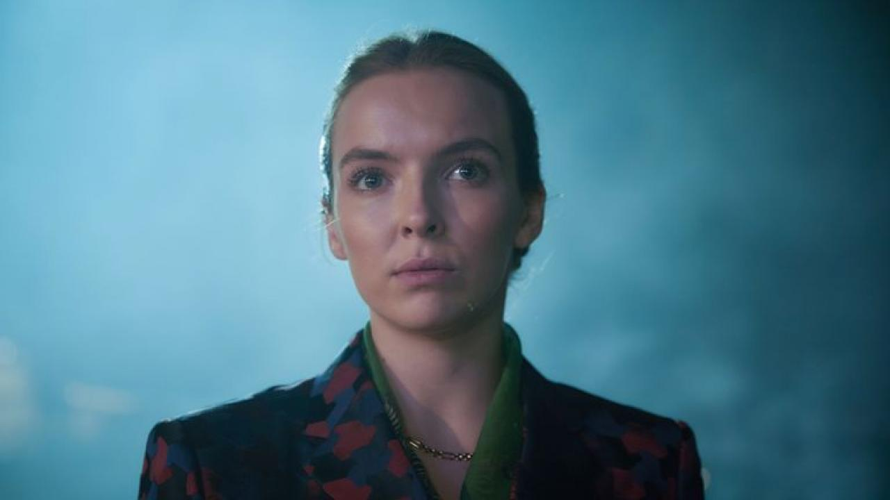 Jodie Comer Killing eve