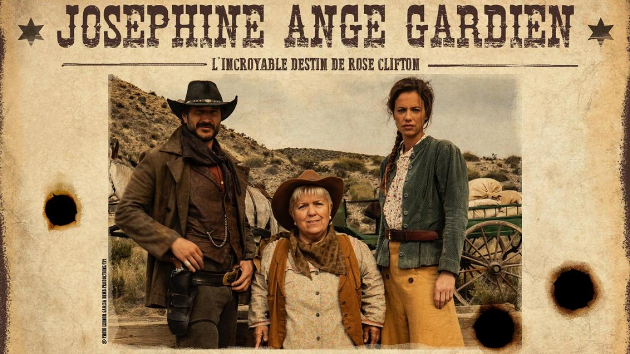 Joséphine, ange Gardien au Far West