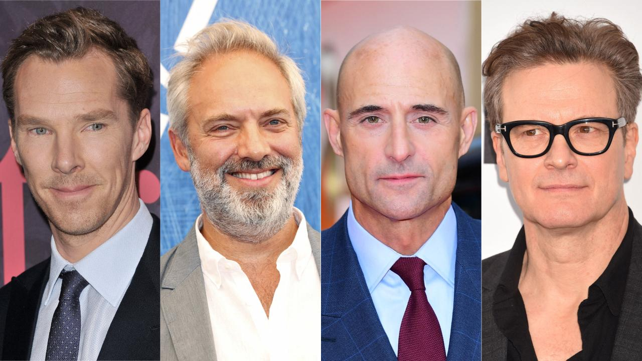 1917 : Sam Mendes démarre le tournage avec Colin Firth, Benedict Cumberbatch, Mark Strong…