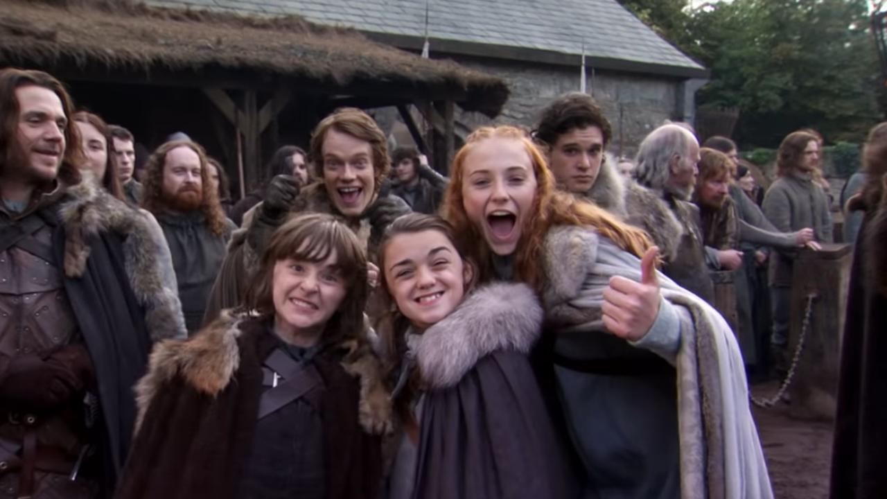Game of Thrones : casting jeunes