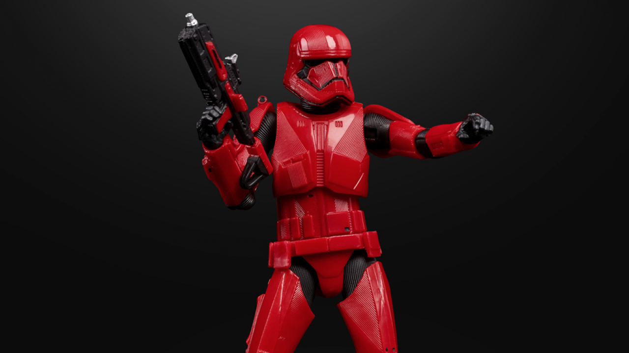 Star Wars : Sith Trooper