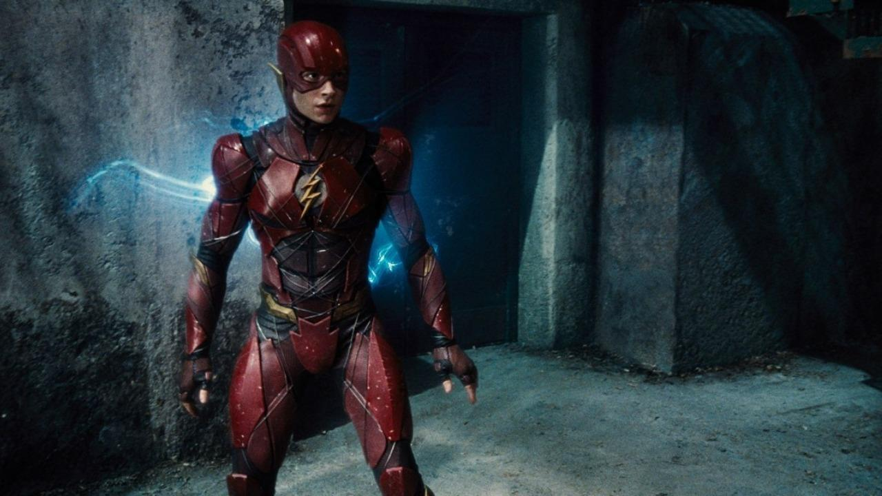 Ezra Miller sera dans le film solo The Flash de Muschietti