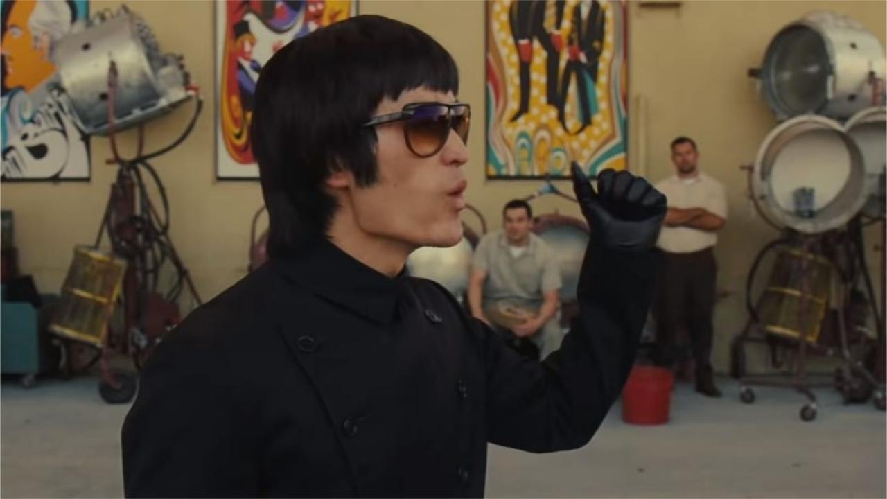 Bruce Lee dans Once Upon a time... In Hollywood 2