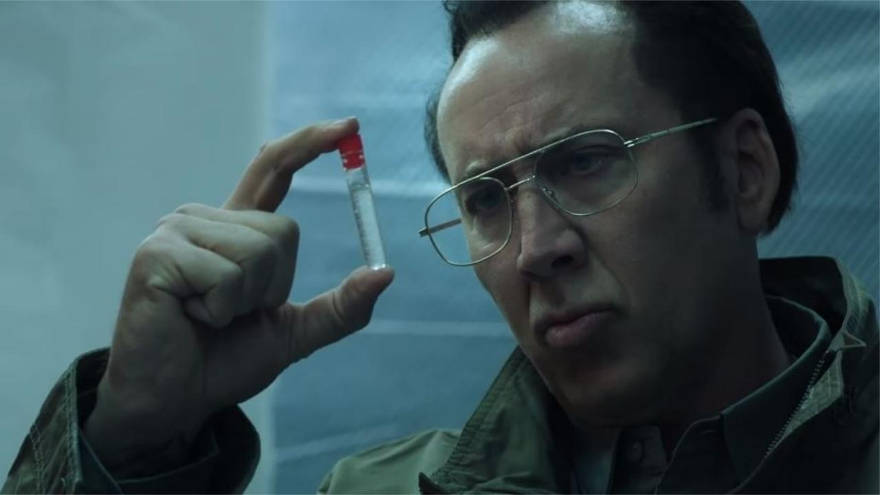 Nicolas Cage dans Running with the Devil