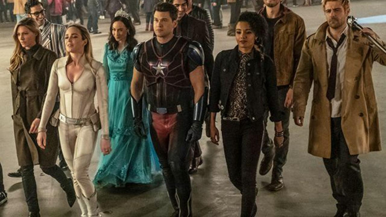 Legends of Tomorrow saison 5