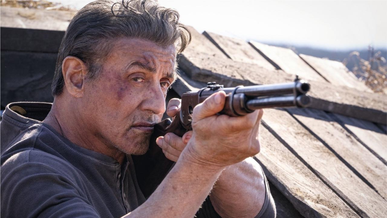 Rambo last blood sylvester stallone