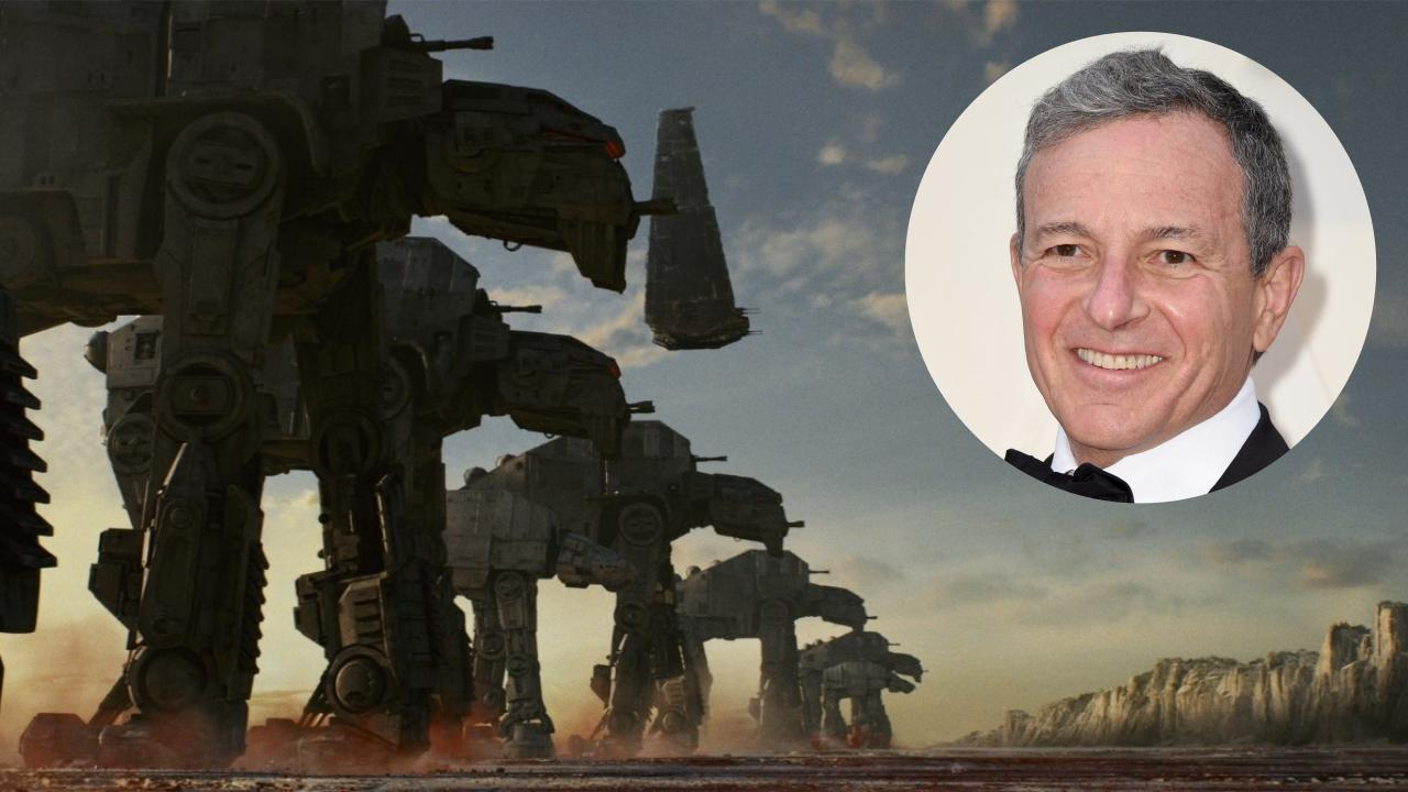 Bob Iger sur Star Wars