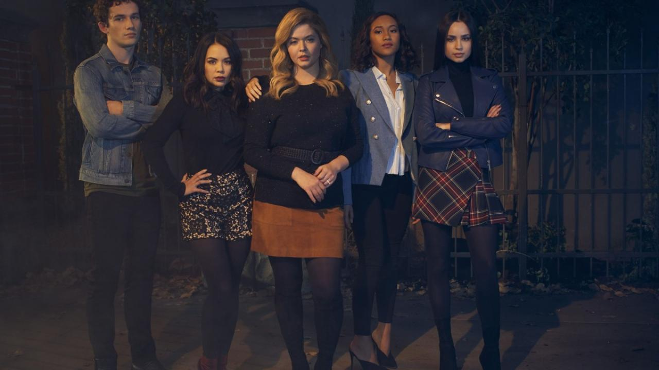 Spin-off de Pretty Little Liars, The Perfectionists