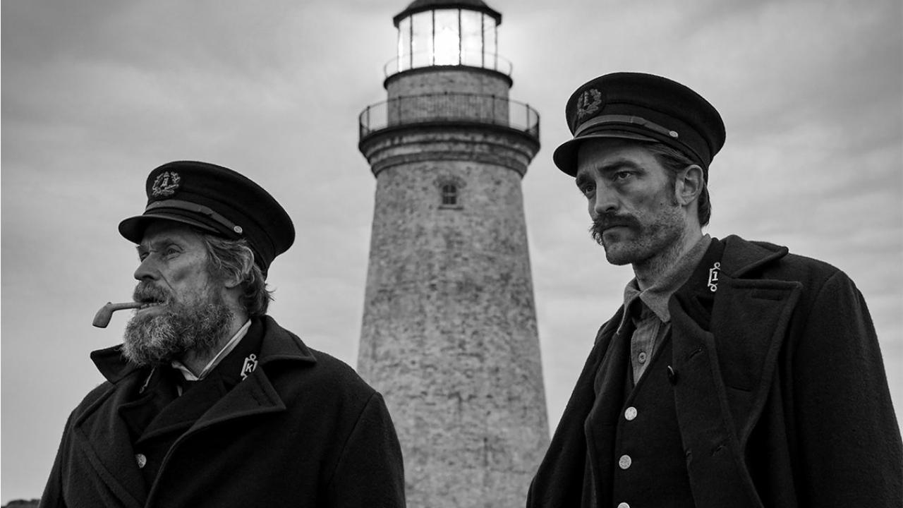 The Lighthouse Willem Dafoe et Robert Pattinson