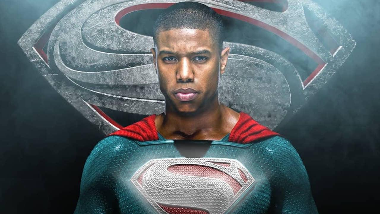 Michael B. Jordan en Superman ?