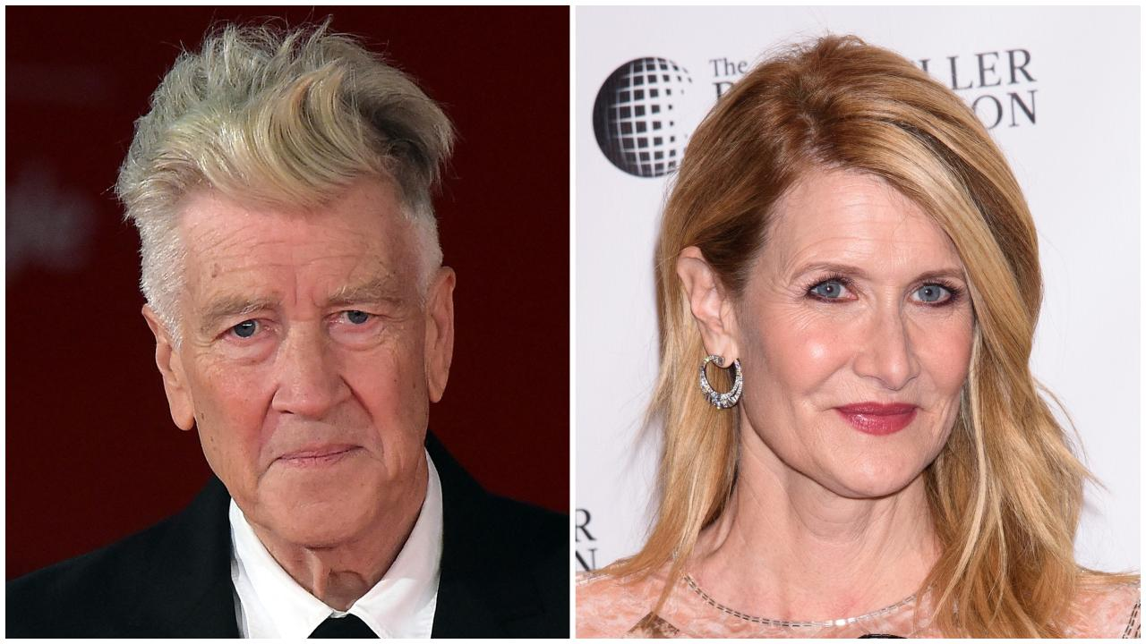 David Lynch Laura Dern