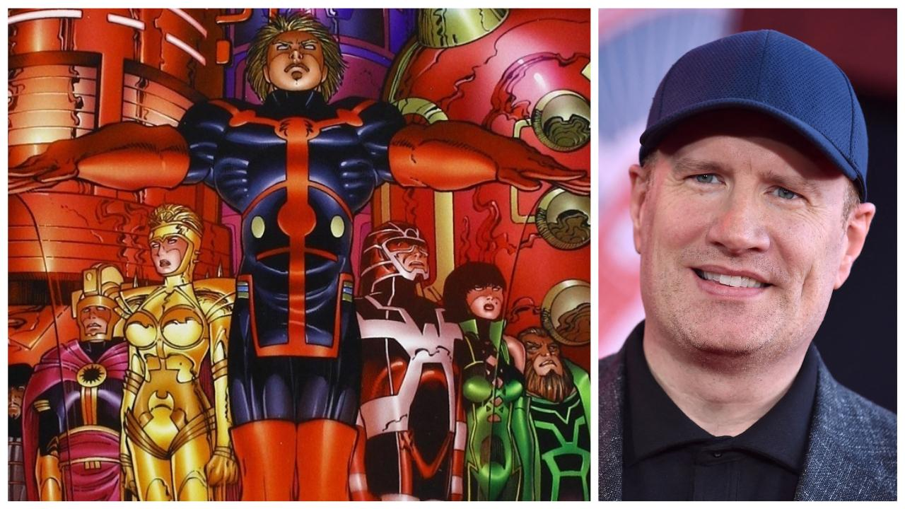 The Eternals Kevin Feige