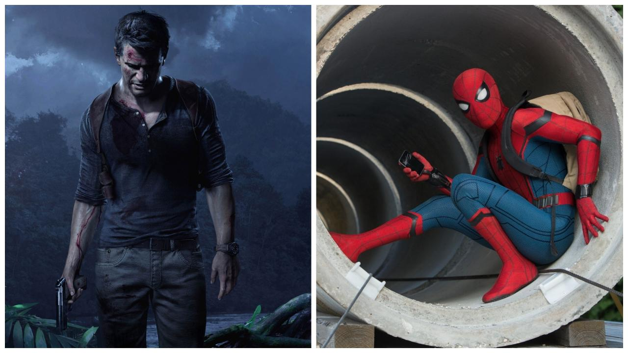 Uncharted repoussé à cause de Spider-Man 3