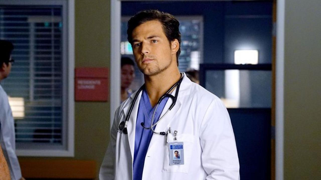 DeLuca Grey's Anatomy
