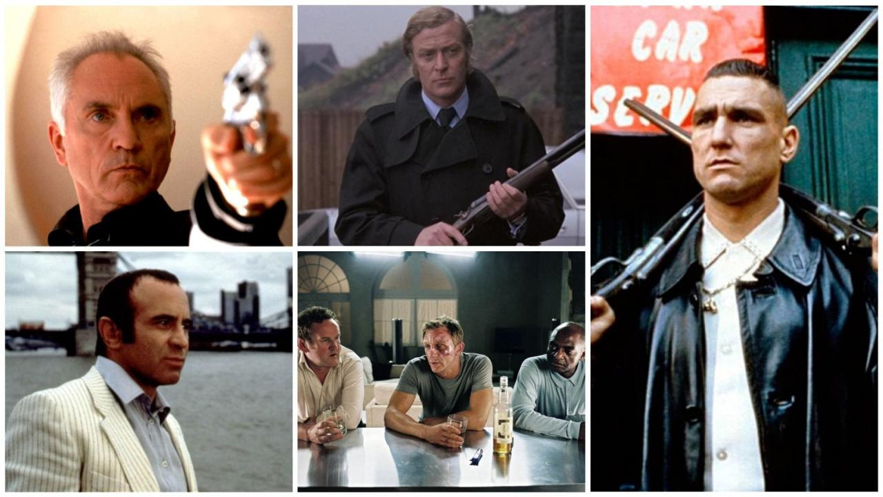 Top films gangsters british