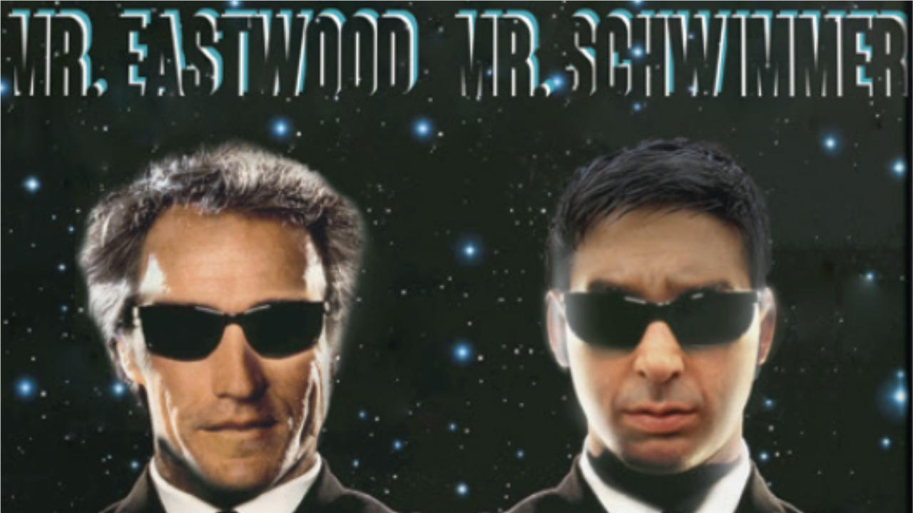 Men in Black : Et si Clint Eastwood et David Schwimmer avaient signé ?
