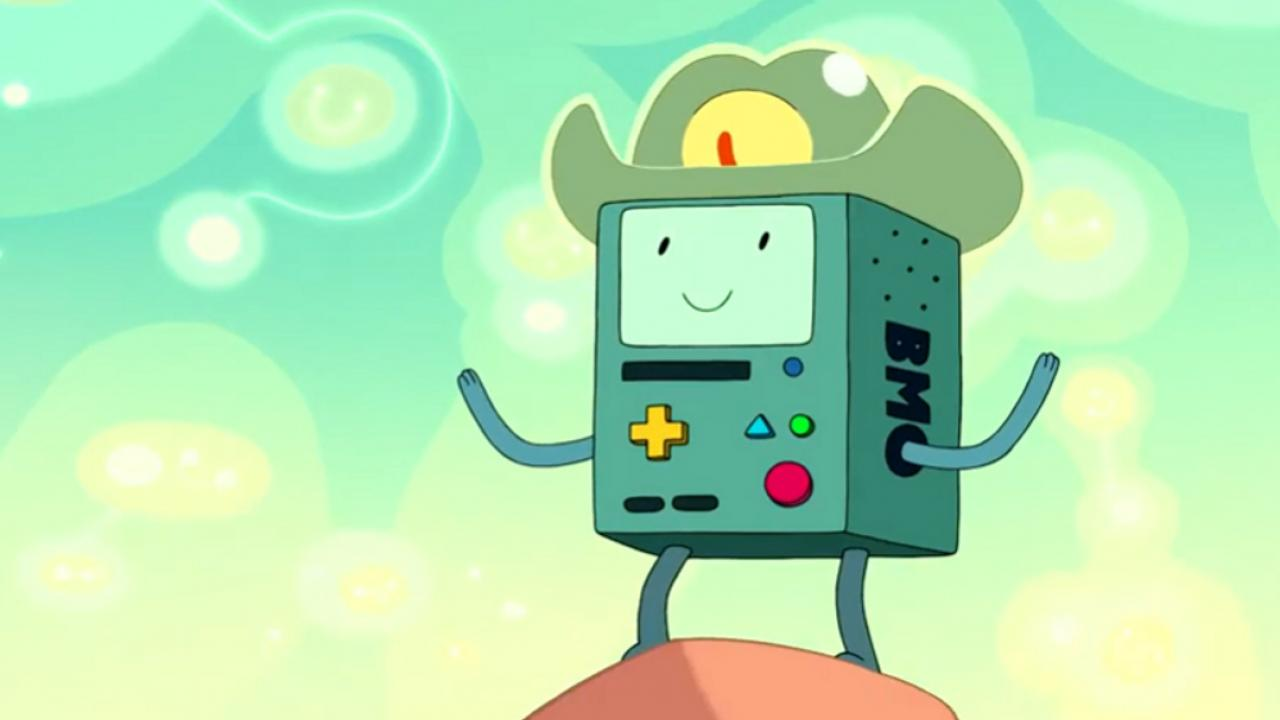 La nouvelle série Adventure Time- Distant Lands