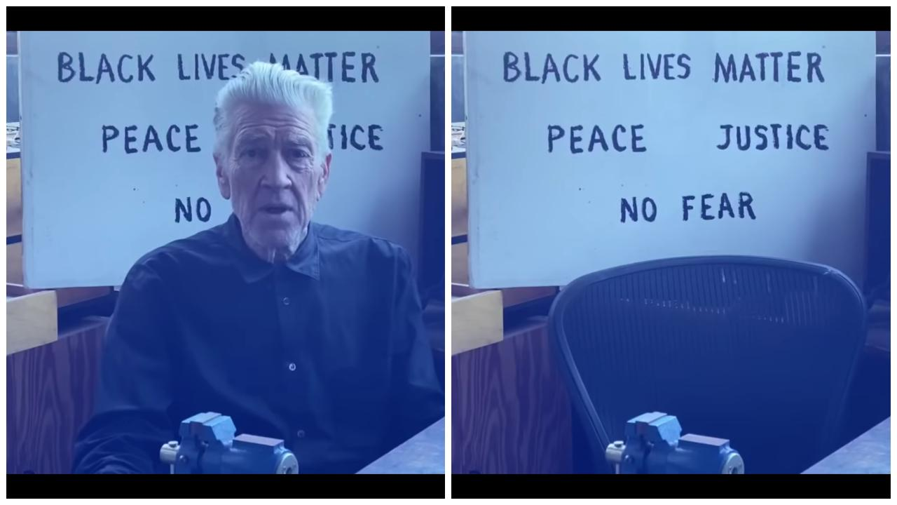 David Lynch - Black Lives Matter