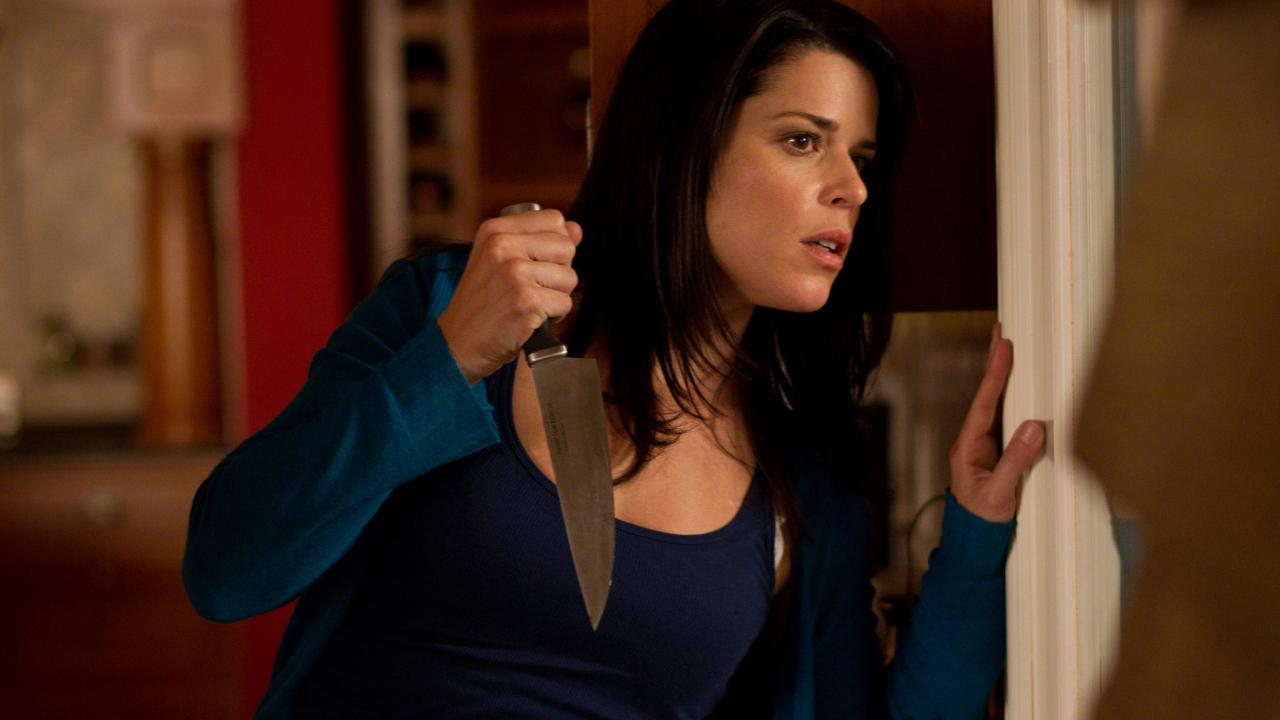 Scream neve campbell