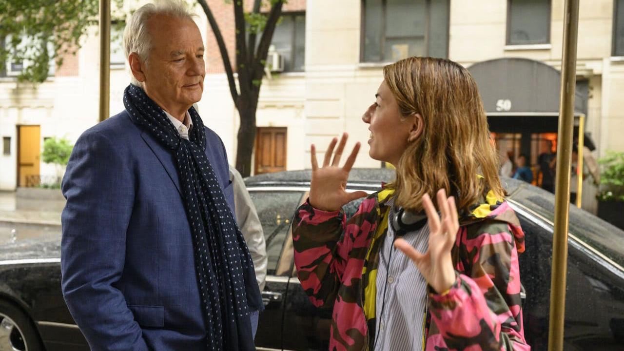 On the rocks : Bill Murray et Sofia Coppola