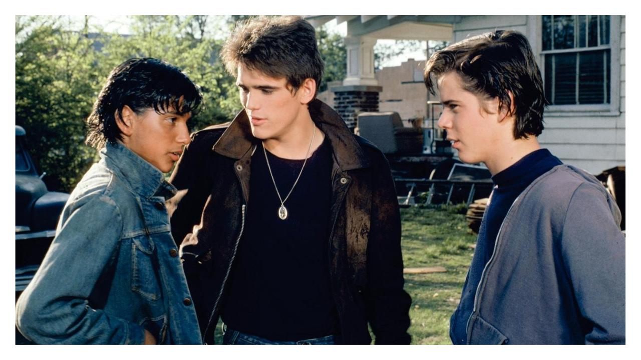 Outsiders de Francis Ford Coppola