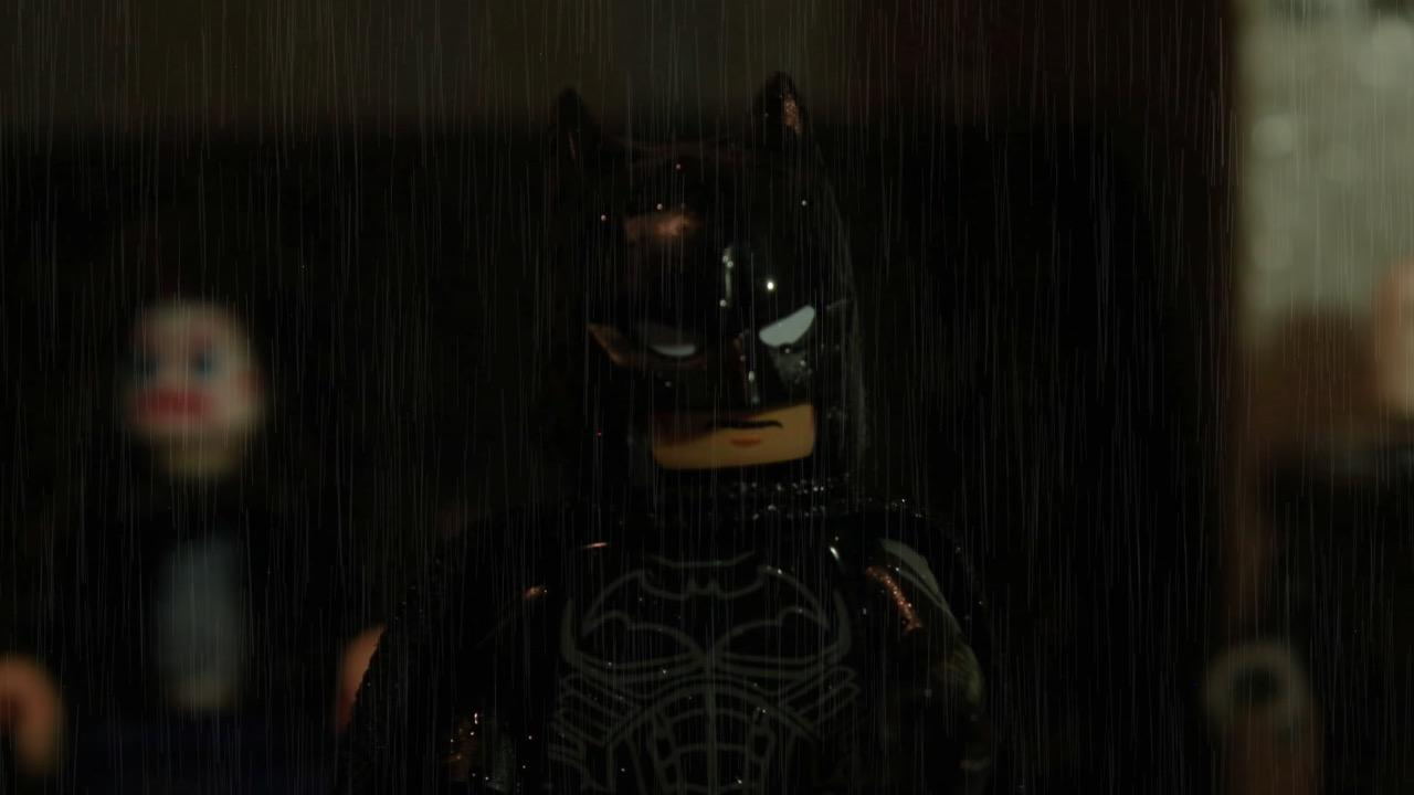 The Batman Lego