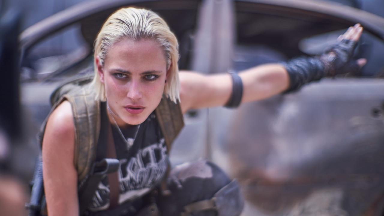 Nora Arnezeder Army of the Dead