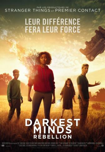 Affiche Darkest Minds: Rebellion