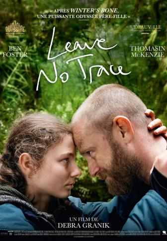 Affiche Leave no trace