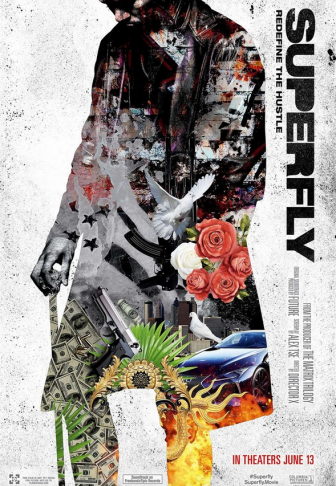SuperFly affiche