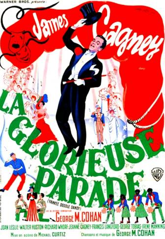 La glorieuse parade affiche