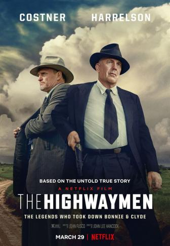 The Highwaymen Affiche