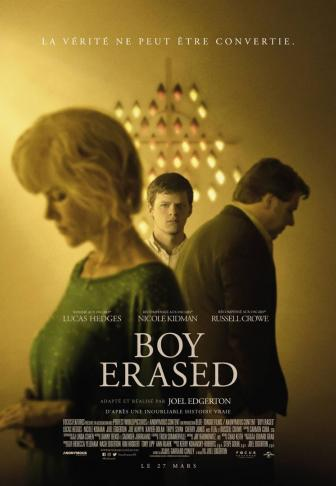 Boy Erased : Affiche