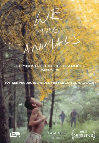 We The Animals : Affiche