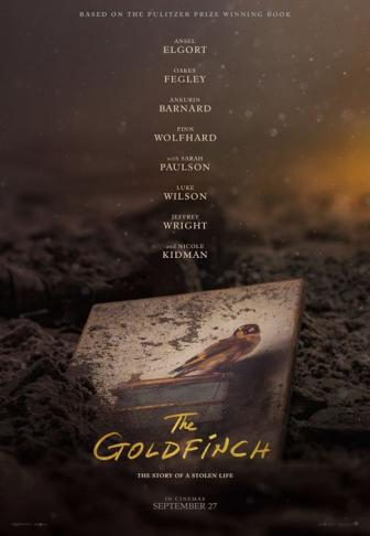 Goldfinch affiche
