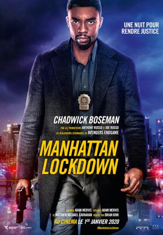 Manhattan Lockdown affiche