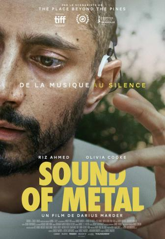 Sound of Metal affiche