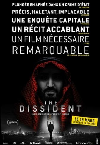 The Dissident affiche
